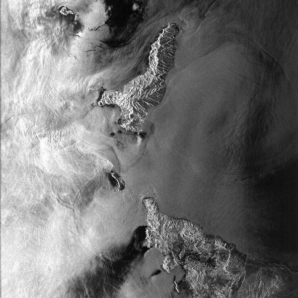 Isla Cedros, Baja California. ASF Granule SS_00351_STD_F0556 collected July 21, 1978. © NASA.